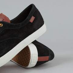 HUF Sutter Shoes - Black / Tan
