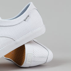 HUF Sutter Shoes - White Perf
