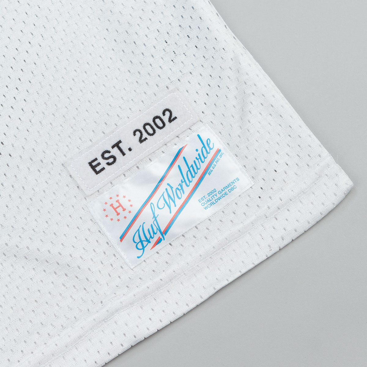HUF Tailgate Football Jersey - White