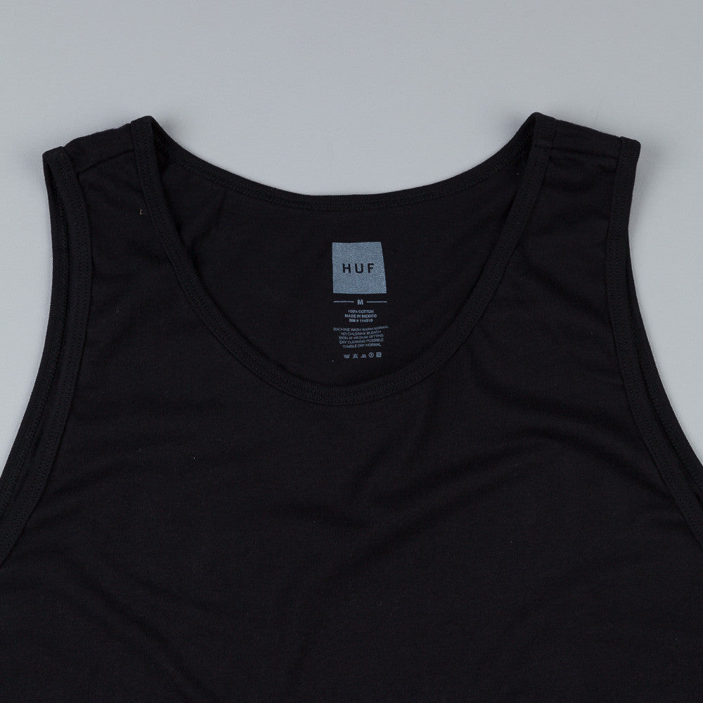 HUF - 3 Pack Tanks - Ash Heather / Black / White