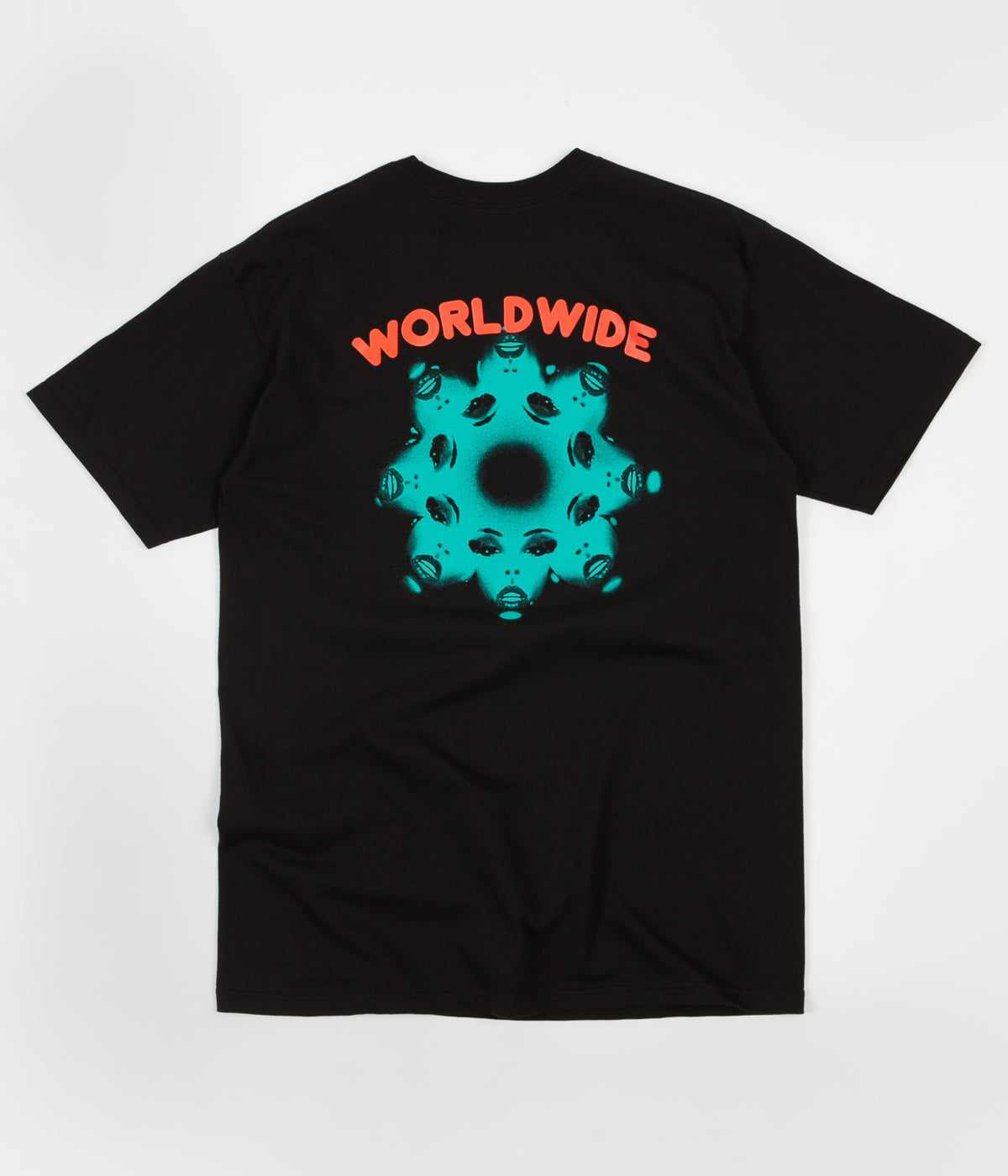 HUF The Bootsy T-Shirt - Black