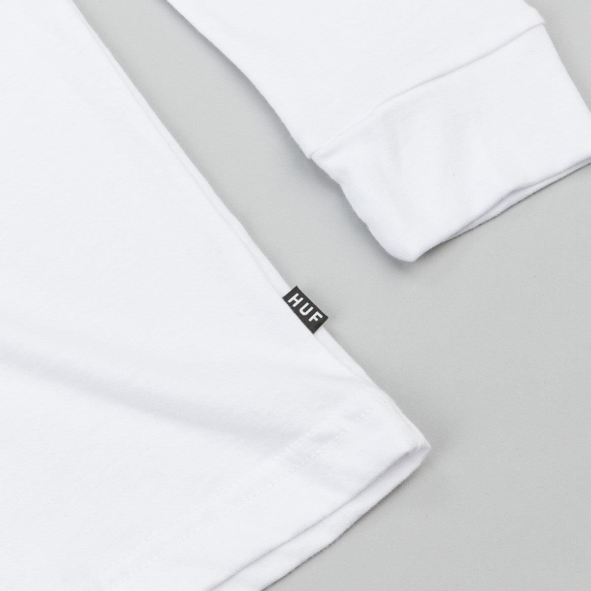 HUF Token Long Sleeve T-Shirt - White