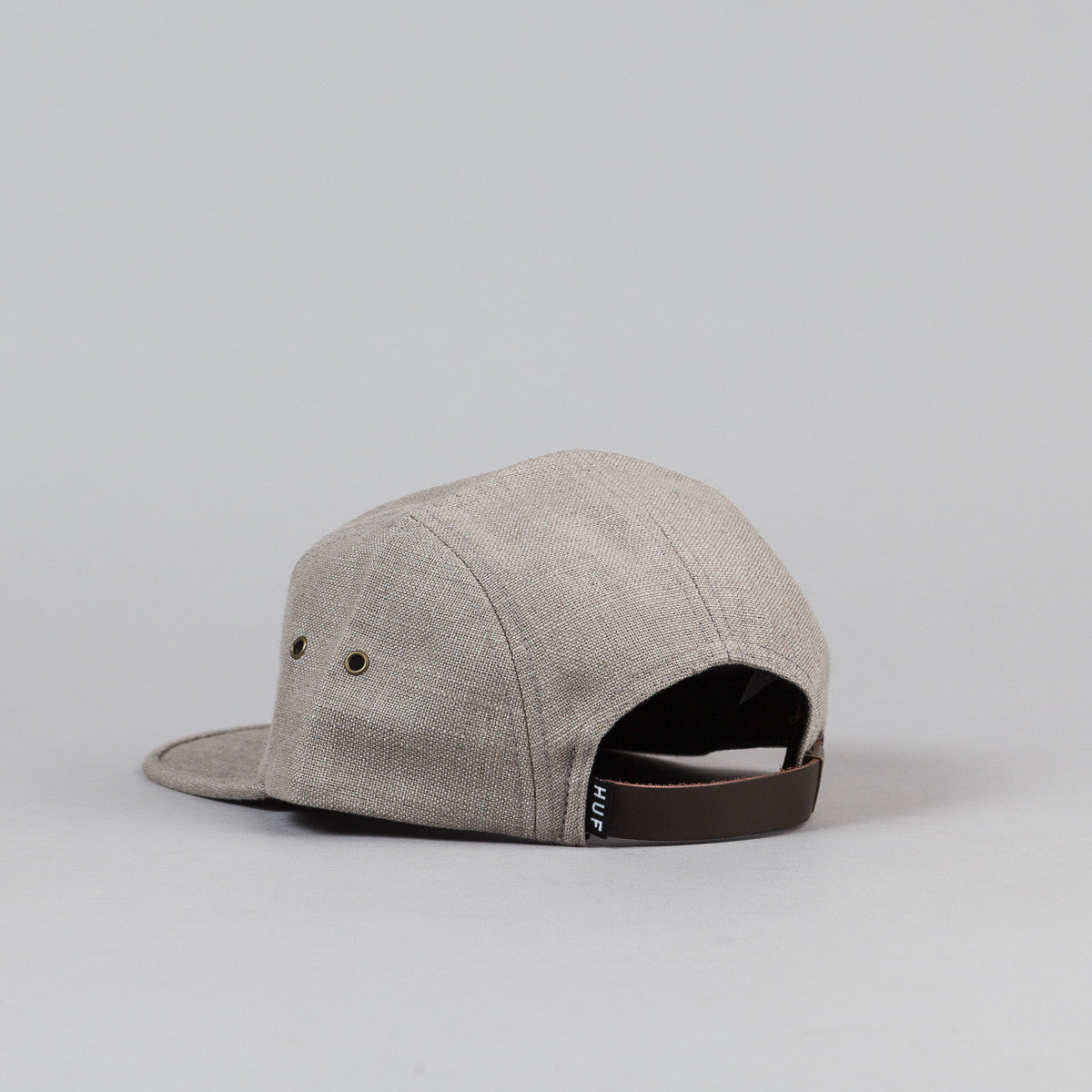 HUF Tonal Linen Volley Cap - Smoke