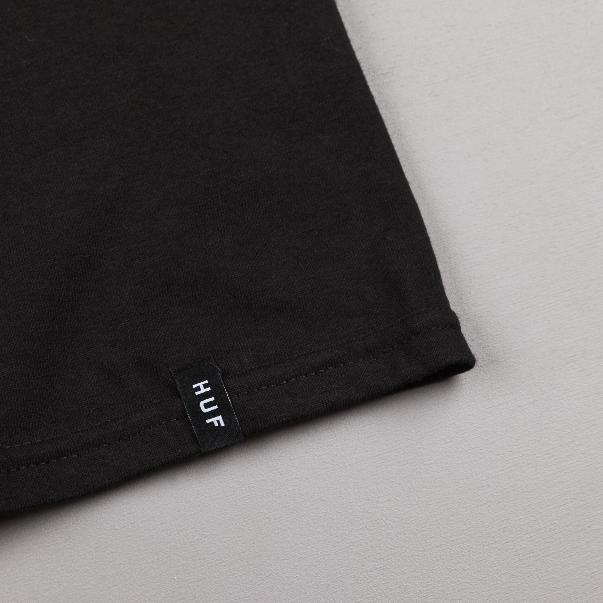 HUF Muted Military Triple Triangle T-Shirt - Black