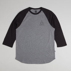 Huf Triple Triangle 3/4 Sleeve Raglan T-Shirt