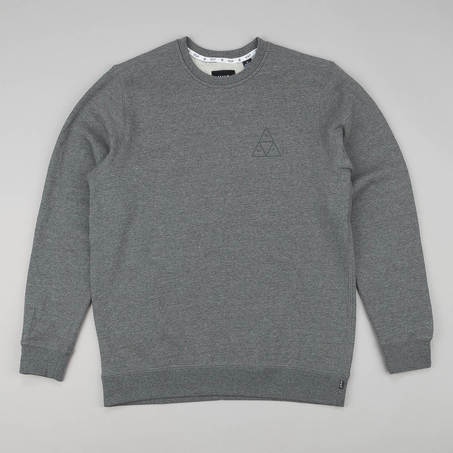 Huf Triple Triangle Crew Neck Sweatshirt
