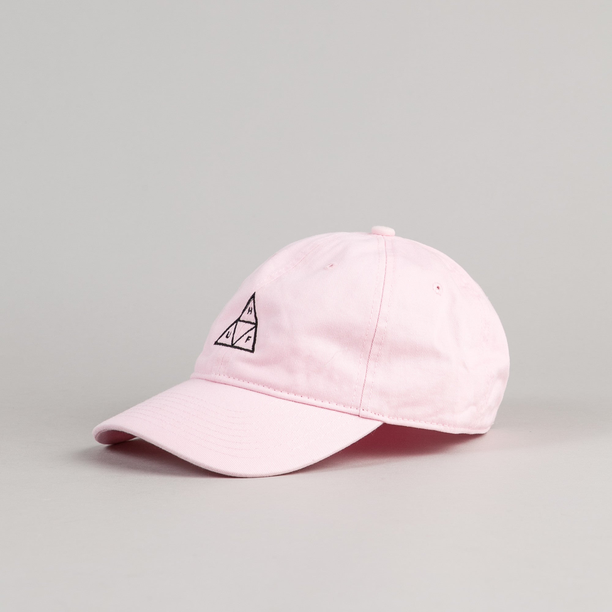 HUF Triple Triangle Dad Cap - Pink