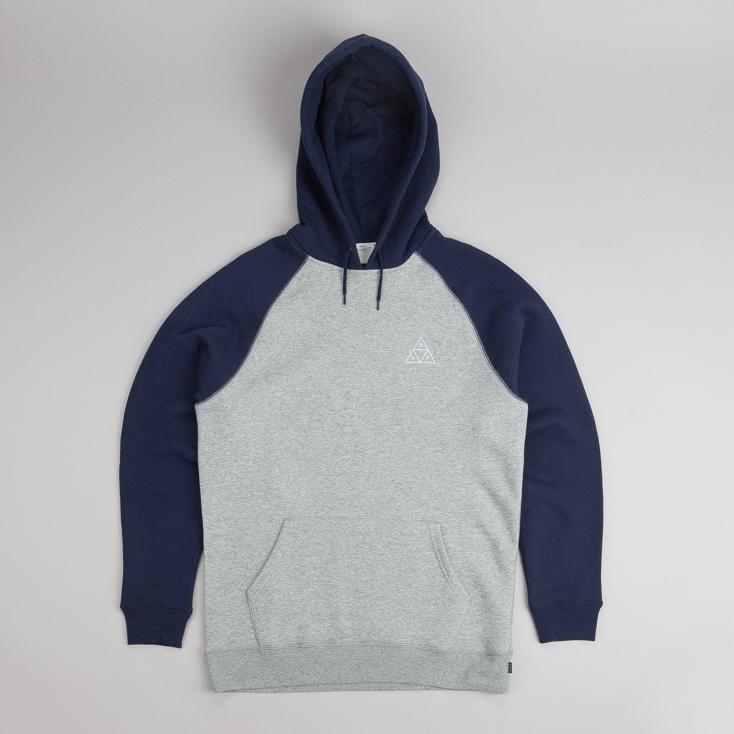 Huf Triple Triangle Raglan Hooded Sweatshirt