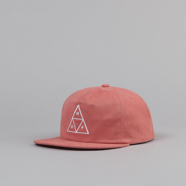 Huf Triple Triangle Snapback Cap