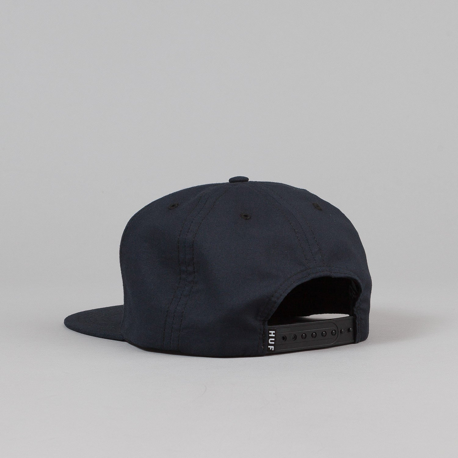 HUF Triple Triangle Snapback Cap Navy