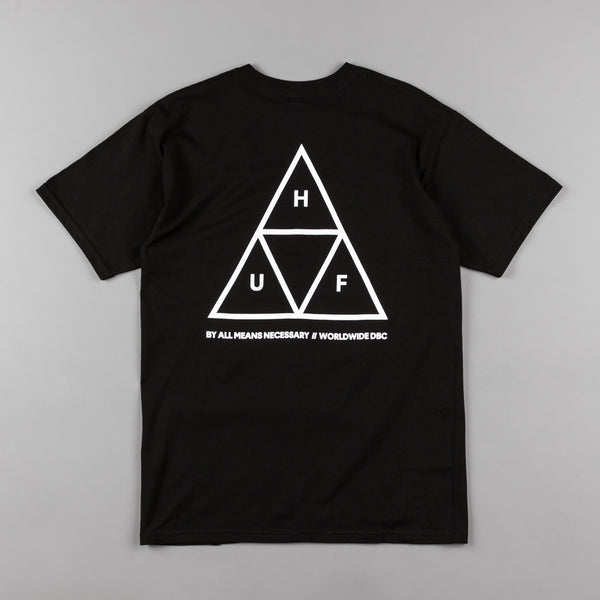 HUF Triple Triangle T-Shirt - Black