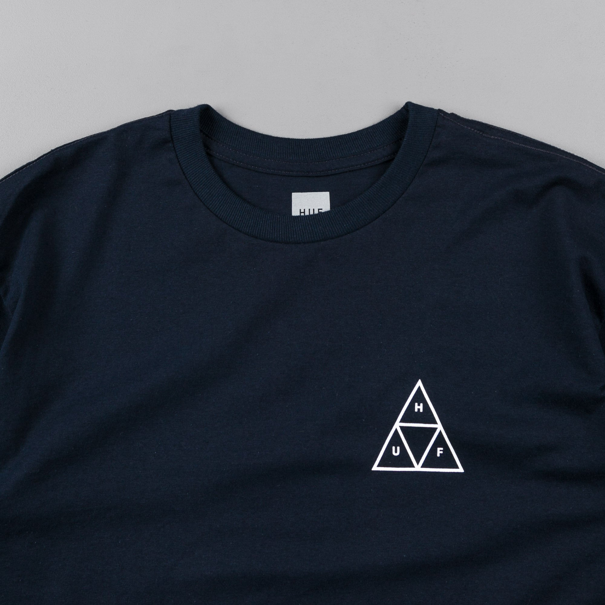HUF Triple Triangle T-Shirt - Navy