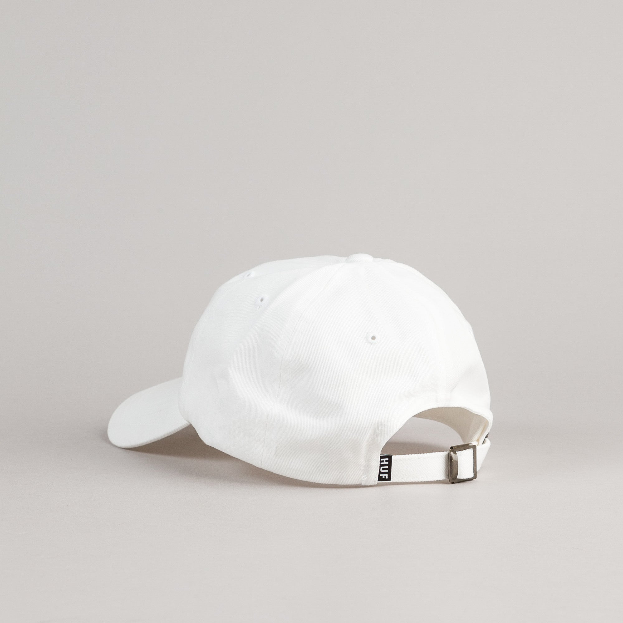 HUF Triple Triangle UV Cap - White