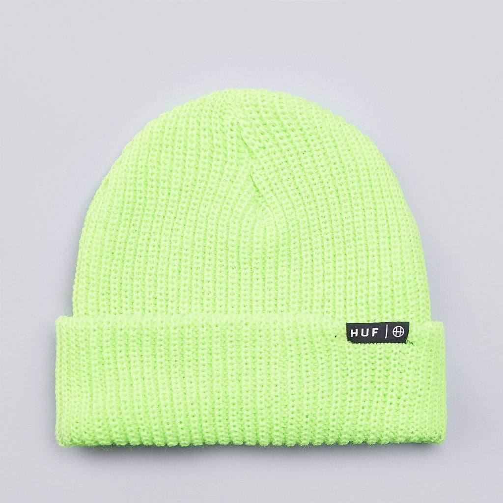 Huf Usual Beanie Lime