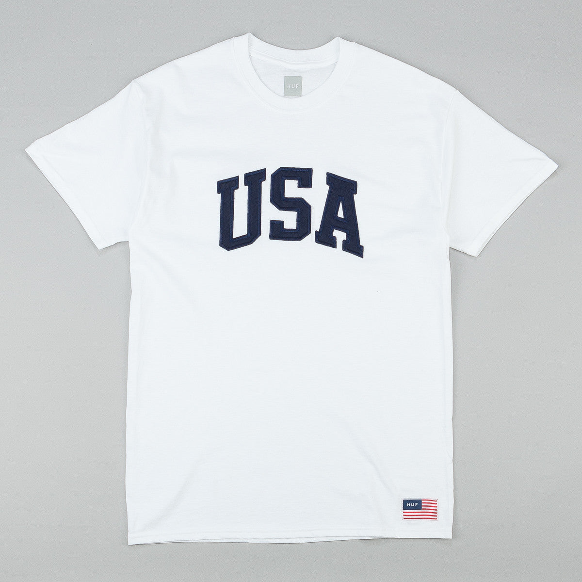 Huf USA Heavyweight T-Shirt