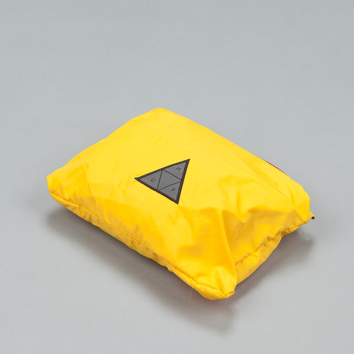 HUF Varick Packable Anorak - Yellow