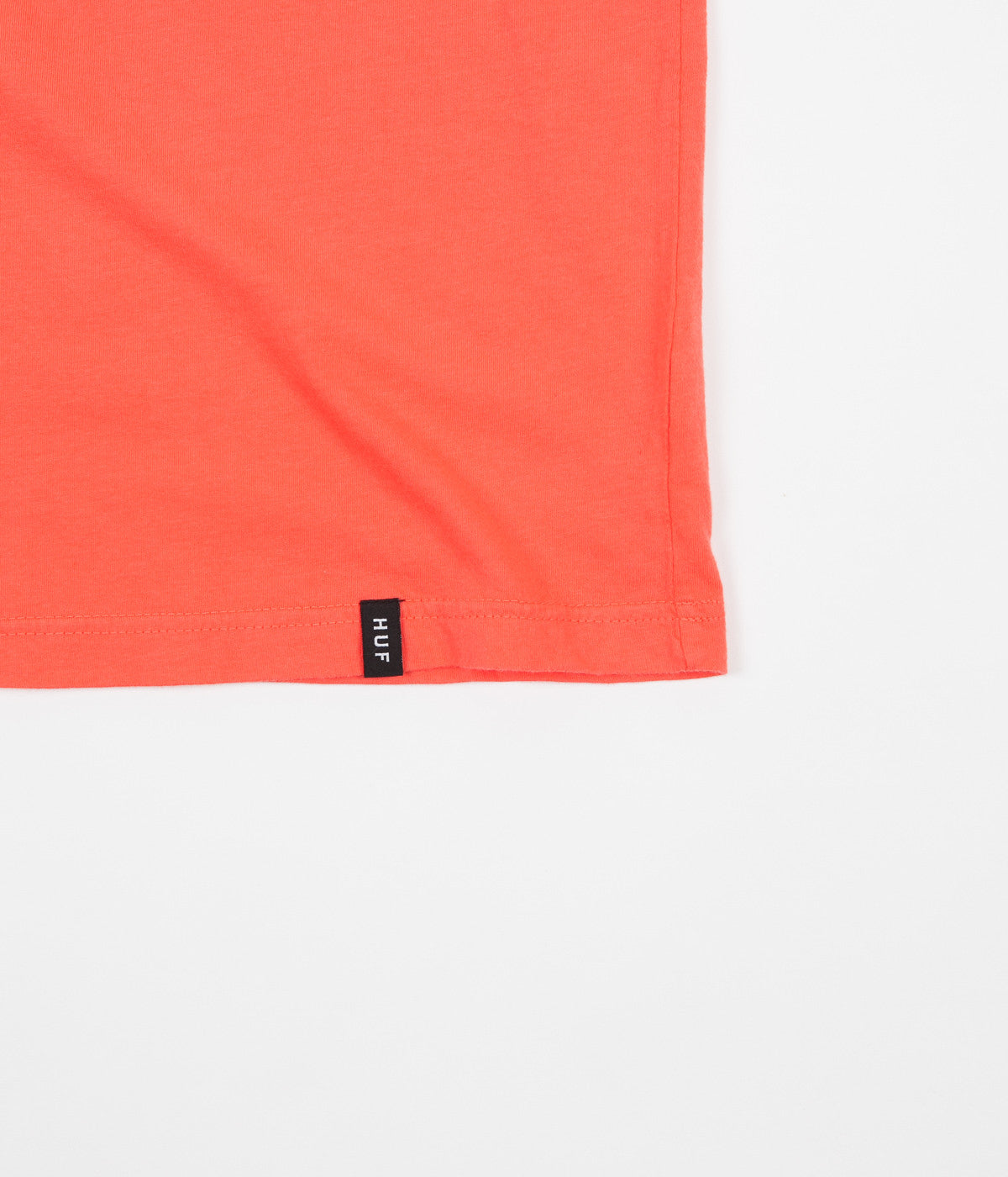 HUF Worldwide Overdye T-Shirt - Coral