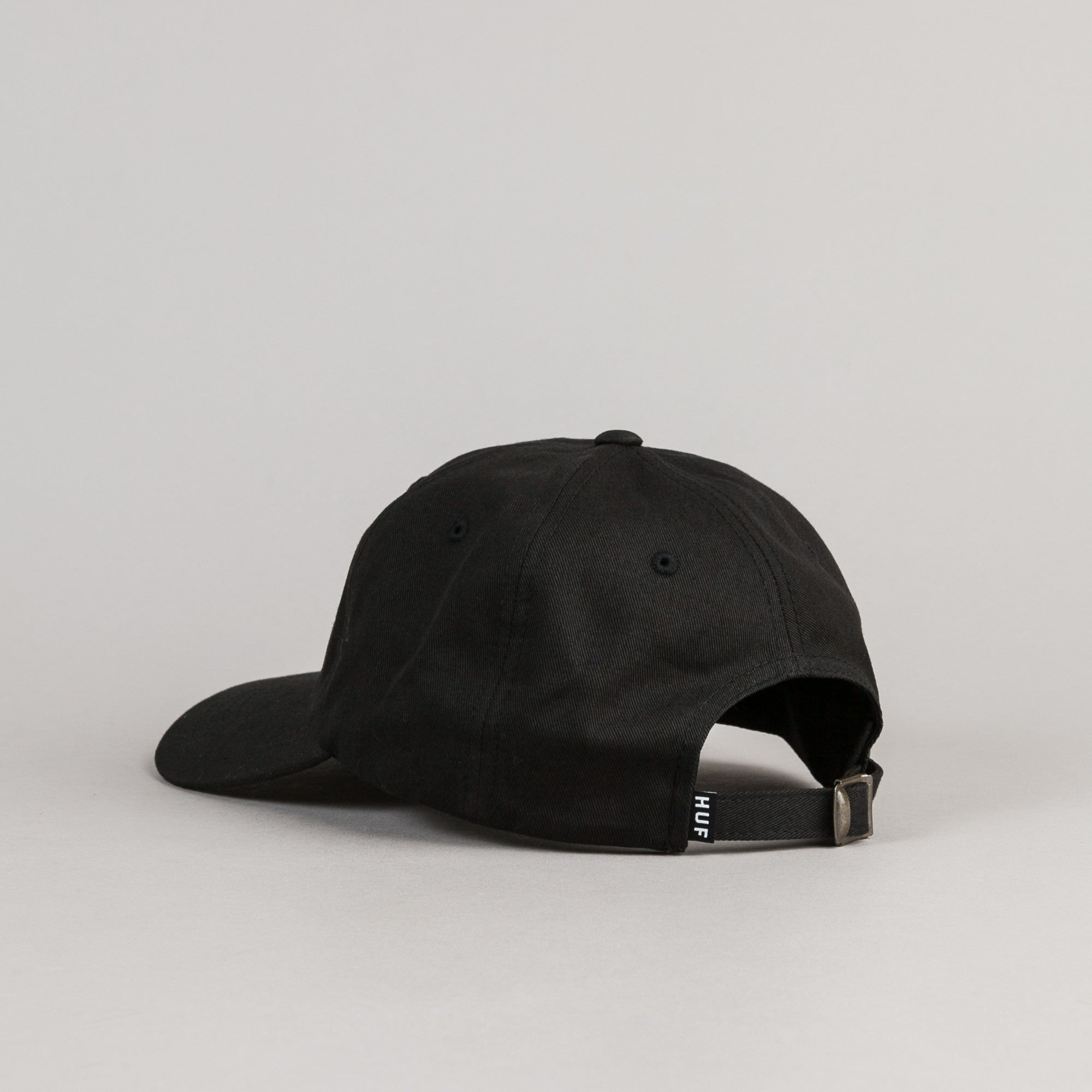 HUF Worldwide UV Cap - Black
