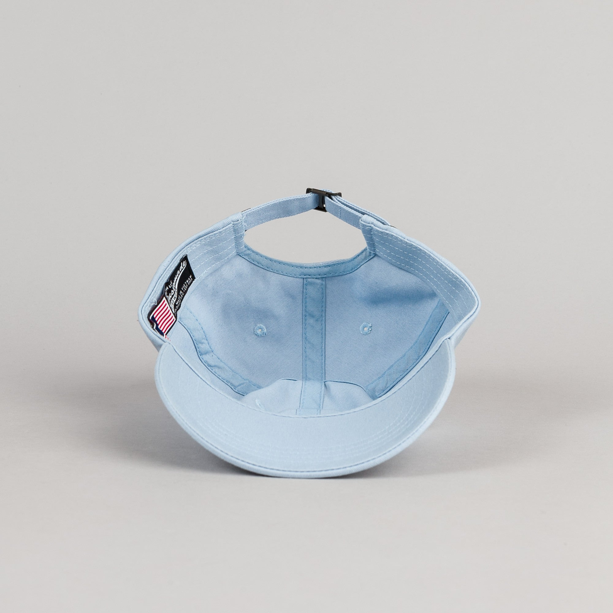HUF Worldwide UV Cap - Light Blue
