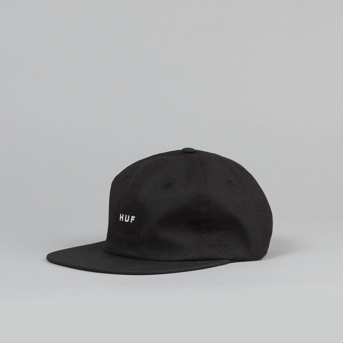 HUF X British Millerain Waxed 6 Panel Cap