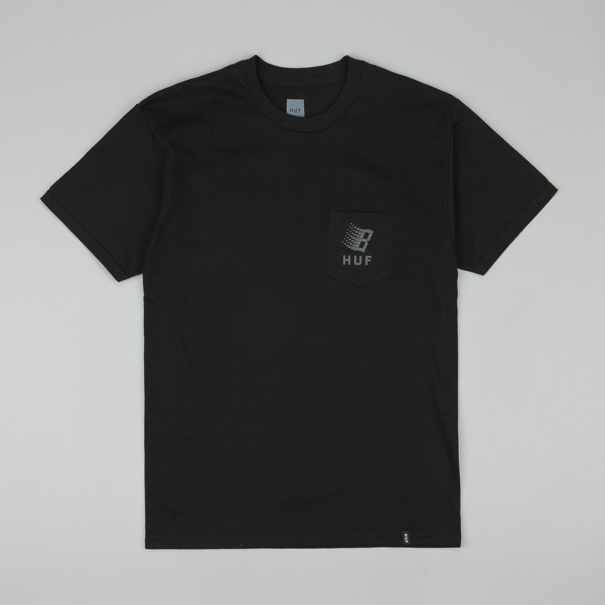 Huf x Bronze 56k Core Reflective Pocket T-Shirt
