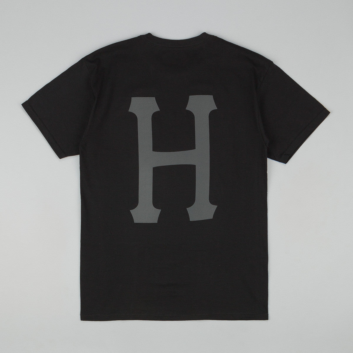 HUF x Bronze 56k Core Reflective Pocket T-Shirt - Black