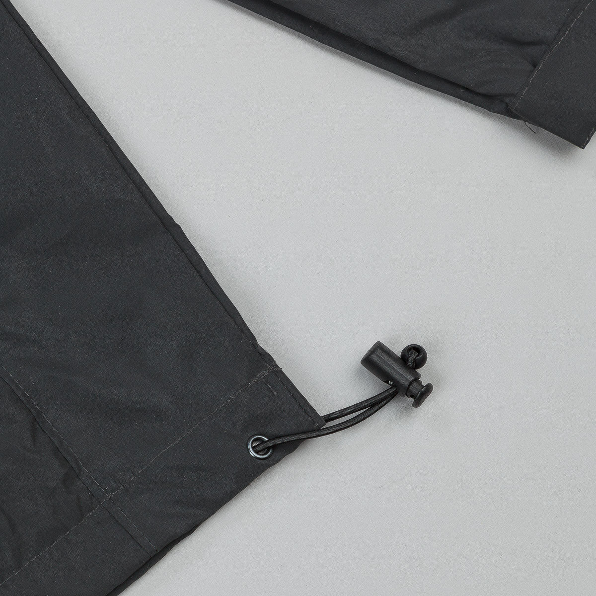 HUF x Bronze 56k Packable Reflective Anorak - Black
