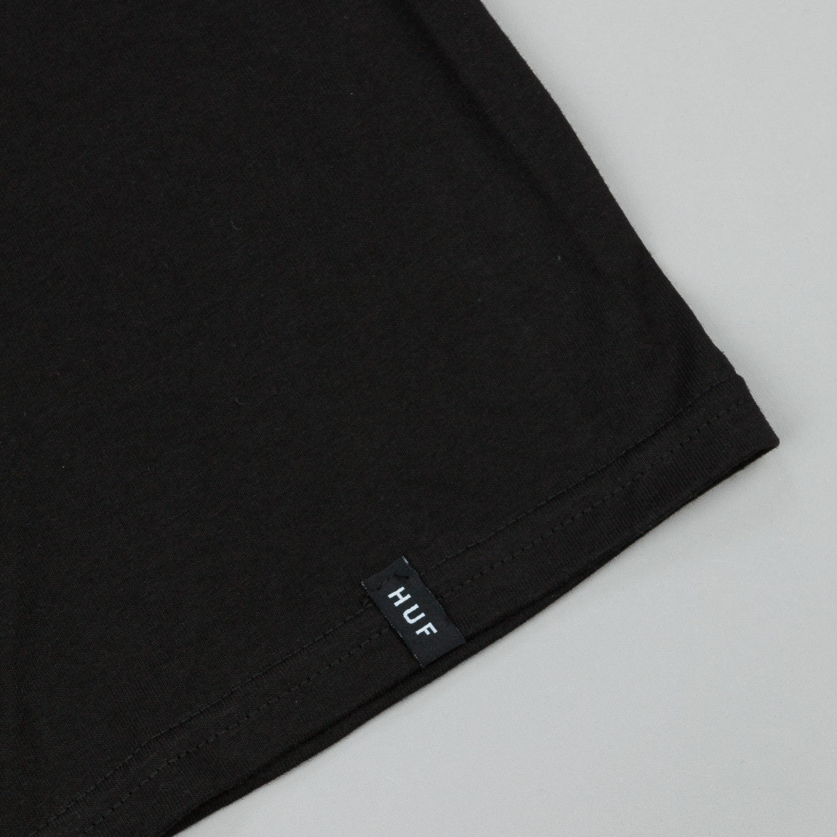 HUF x Bronze 56k Paint T-Shirt - Black