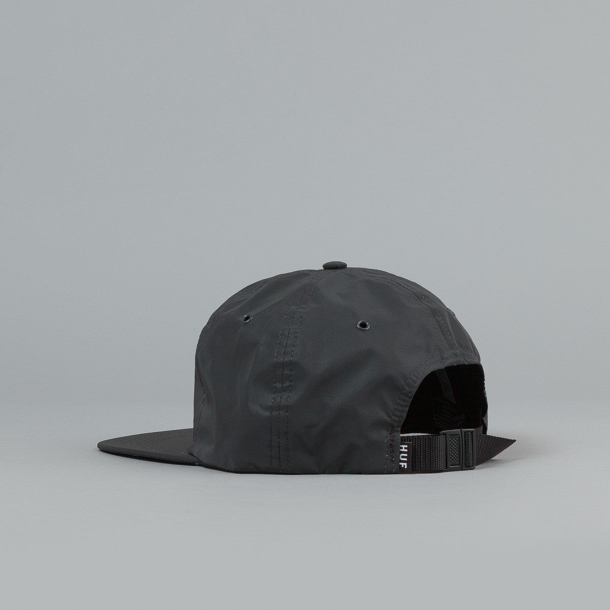 HUF x Bronze 56k Reflective Vintage 6 Panel Cap - Black