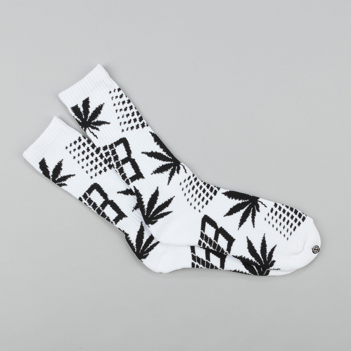 HUF X Bronze 56K Socks - White