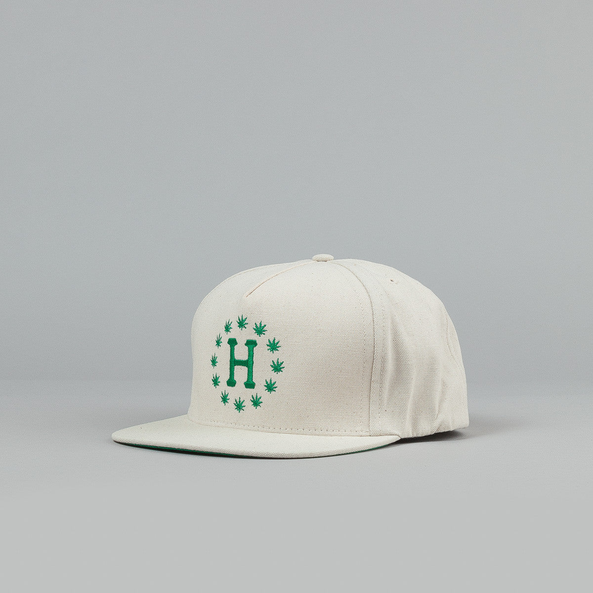 Huf X High Times Hemp Galaxy Snapback Cap