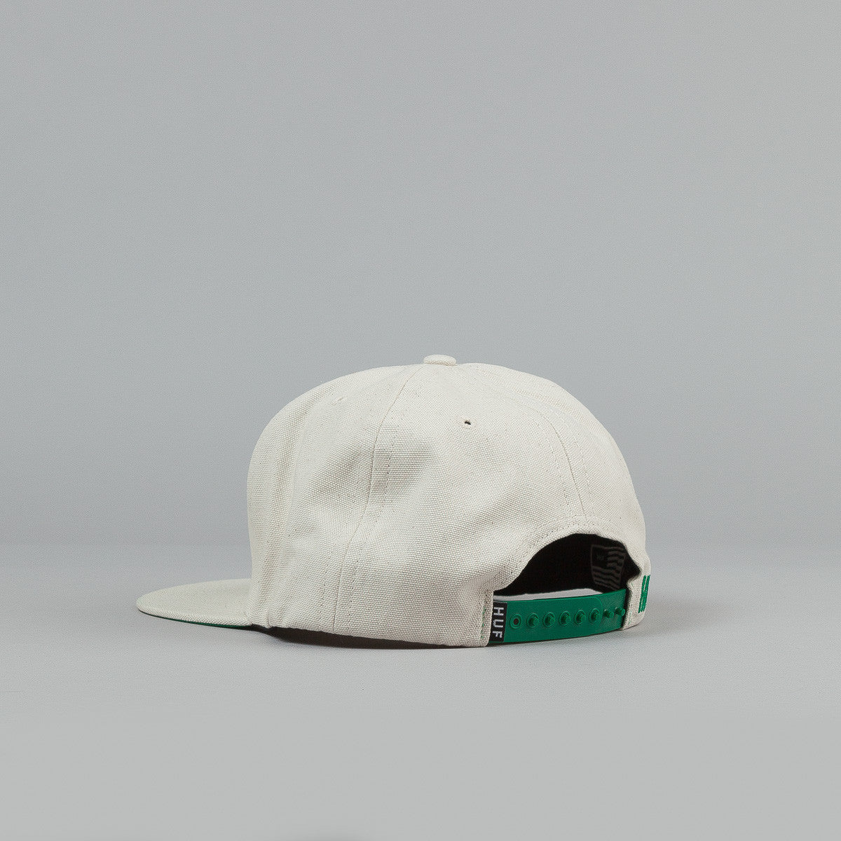 HUF X High Times Hemp Galaxy Snapback Cap - Natural