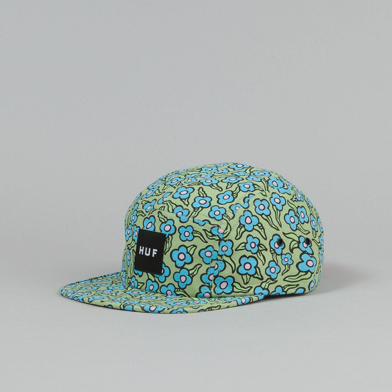 Huf X Krooked Flowers Volley Cap