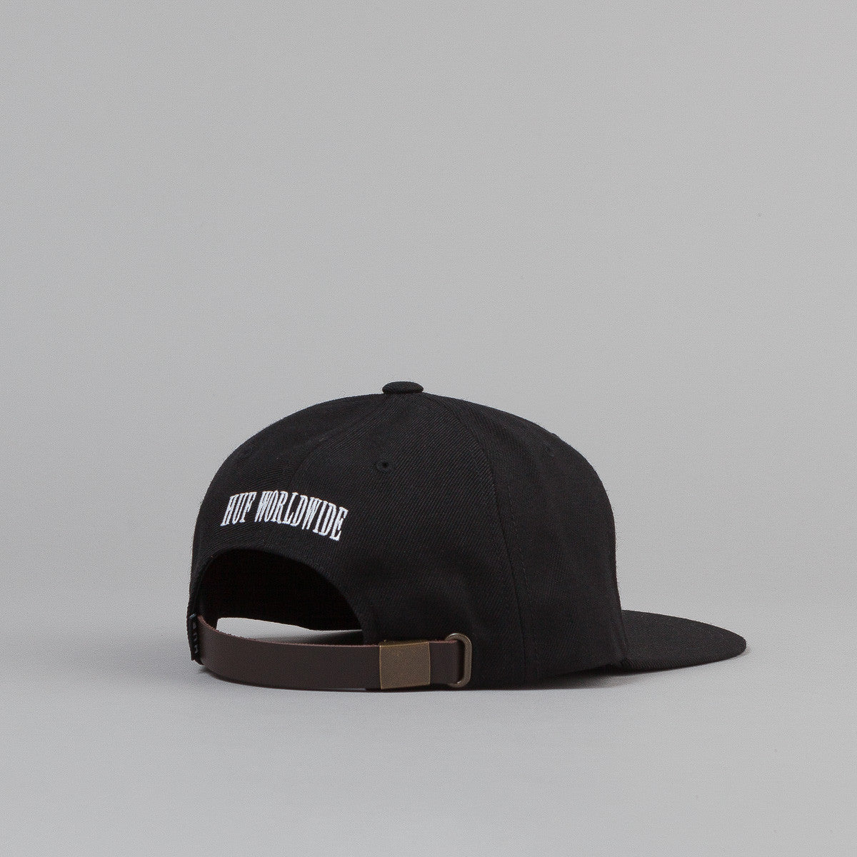 HUF X Slap 6 Panel Cap - Black