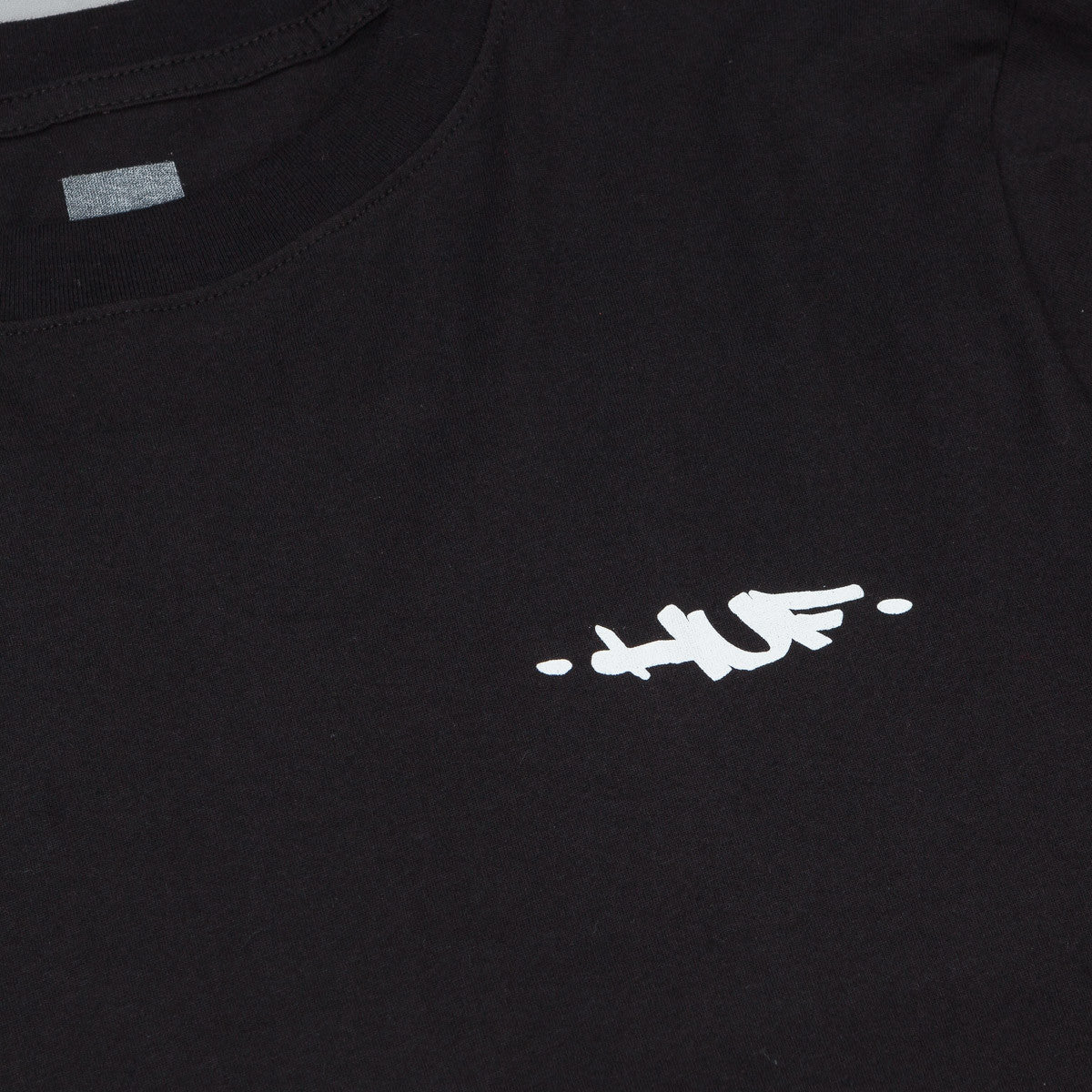 HUF X Slap Butterfly Long Sleeve T-Shirt - Black