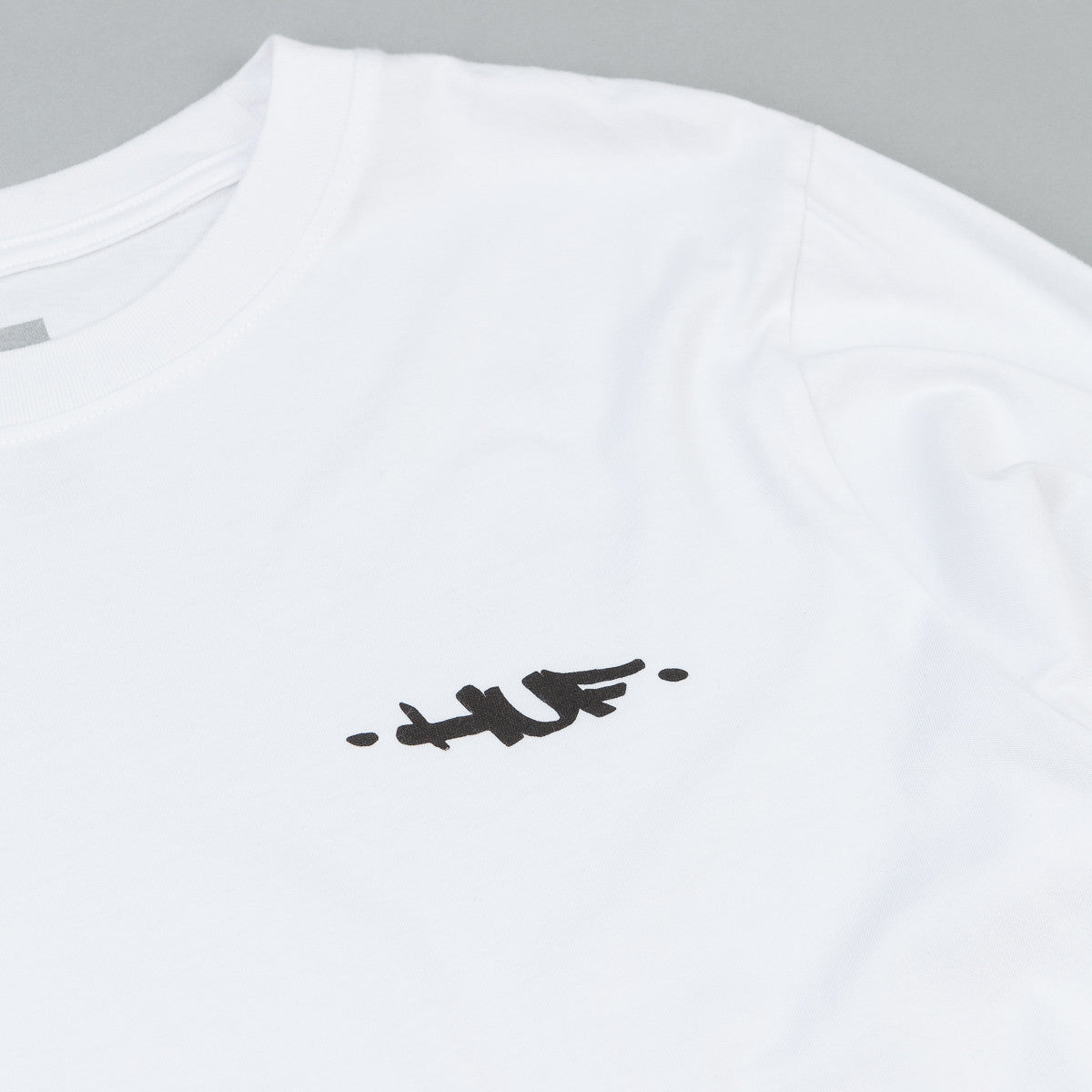 HUF X Slap Butterfly Long Sleeve T-Shirt - White