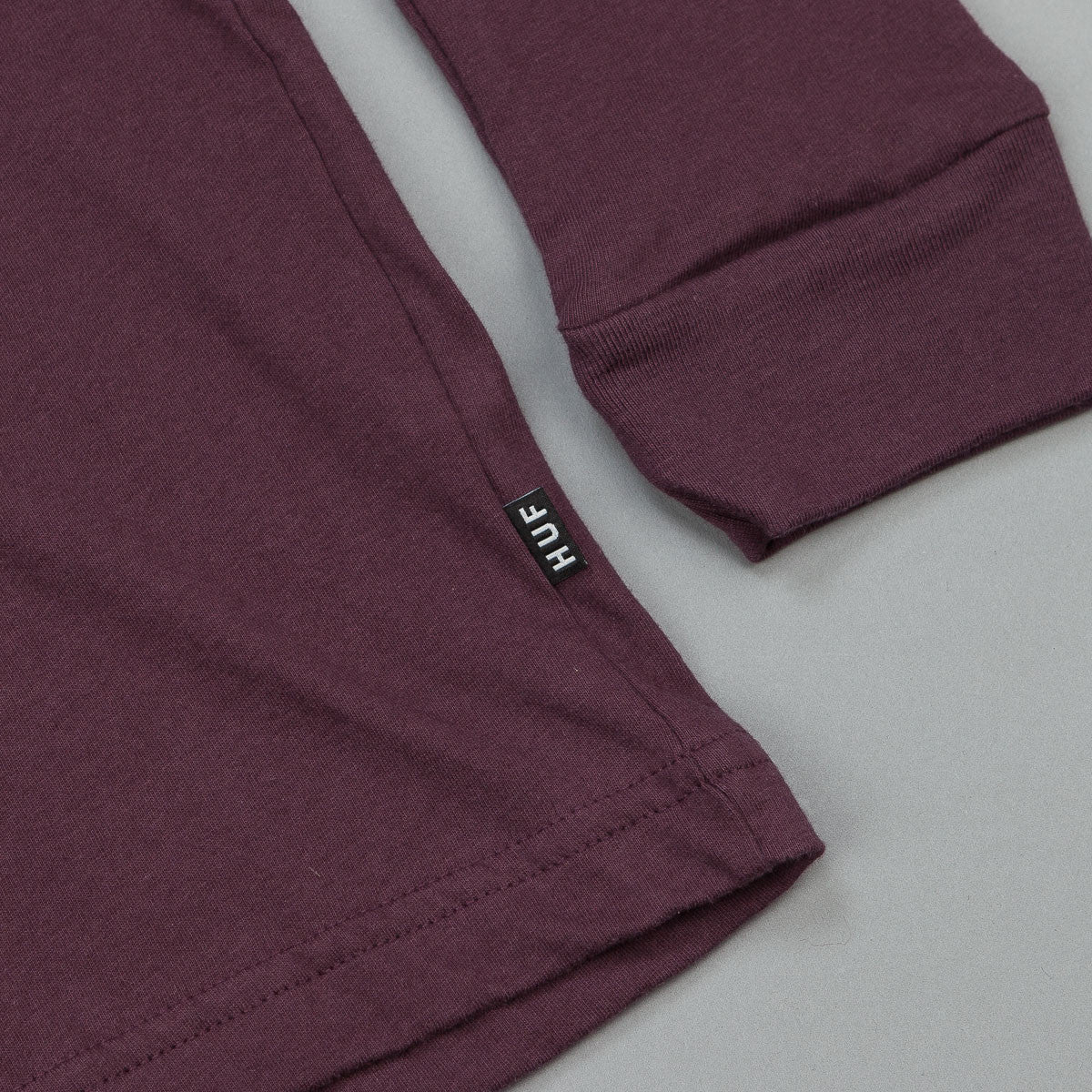 HUF X Slap Butterfly Long Sleeve T-Shirt - Wine