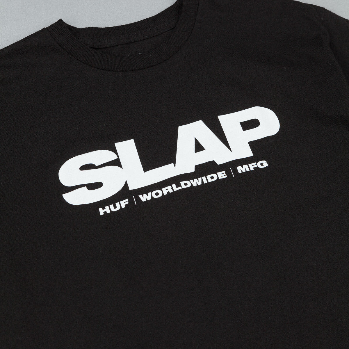 HUF X Slap T-Shirt - Black