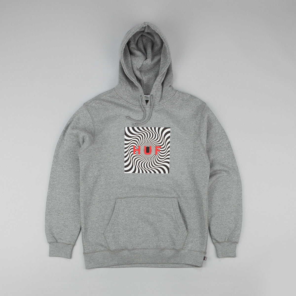 HUF X Spitfire Box Logo Hooded Sweatshirt