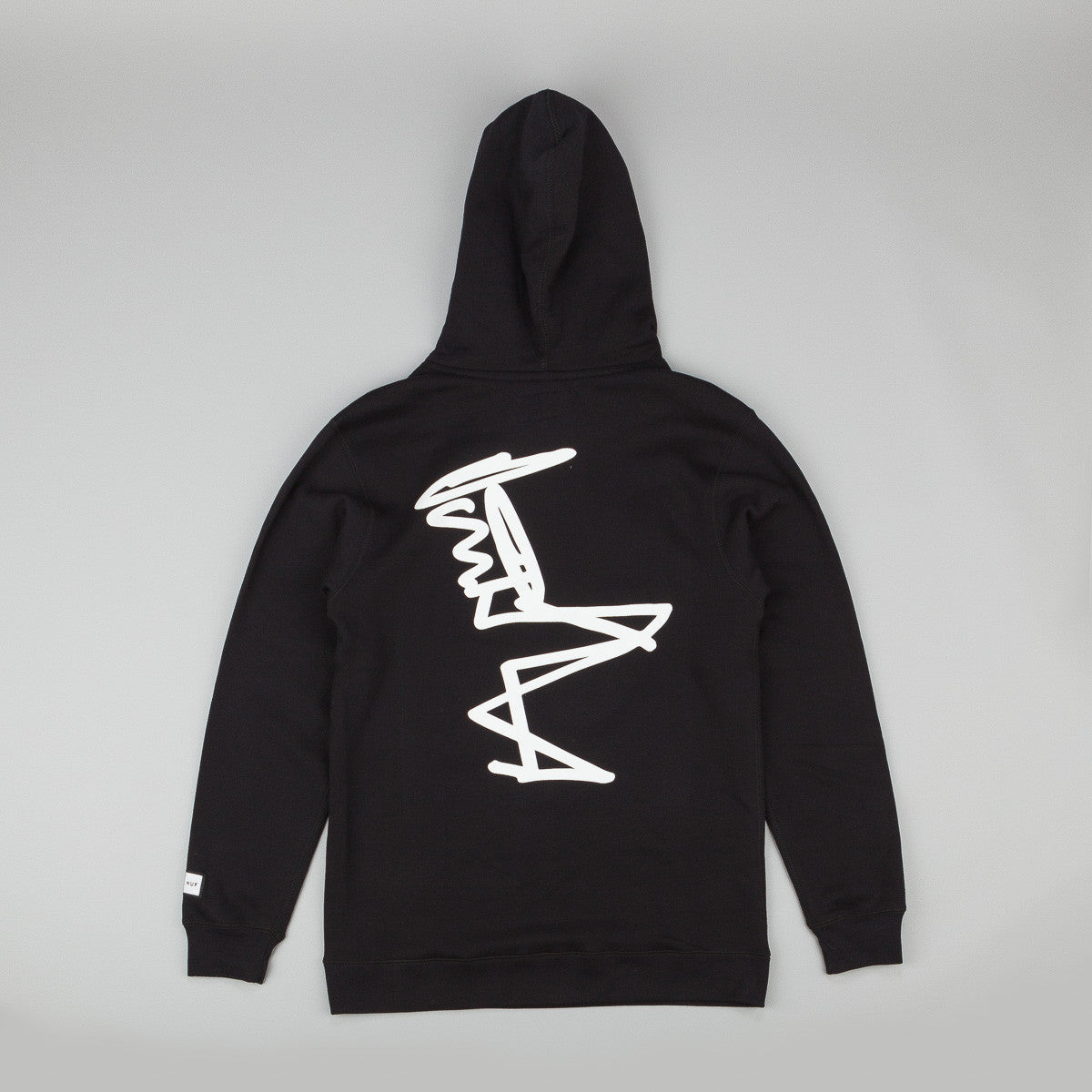HUF X Stay High 149 Pullover Hooded Sweatshirt - Black