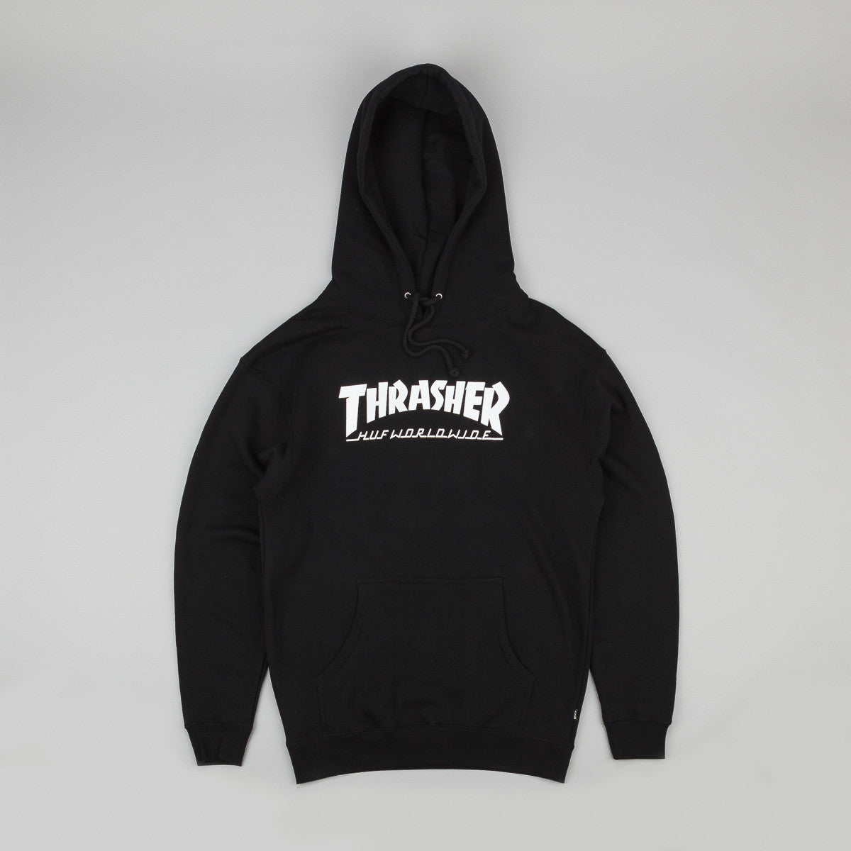 HUF x Thrasher Classic H Pullover Hooded Sweatshirt