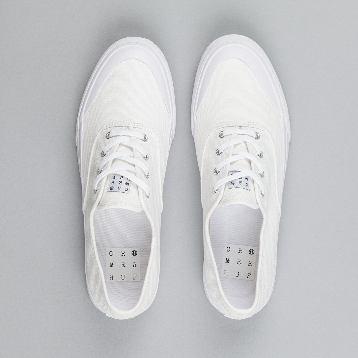 HUF Cromer Shoes - White