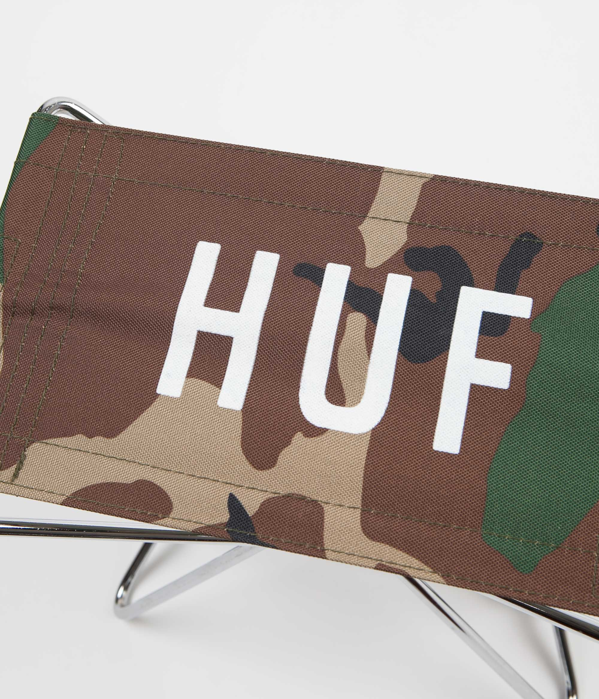 HUF Snack Chair - Woodland Camo