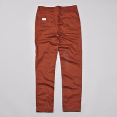 I Love Ugly Jonty Pant Burnt Orange