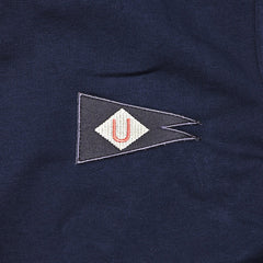 I Love Ugly Pennant T Shirt Navy