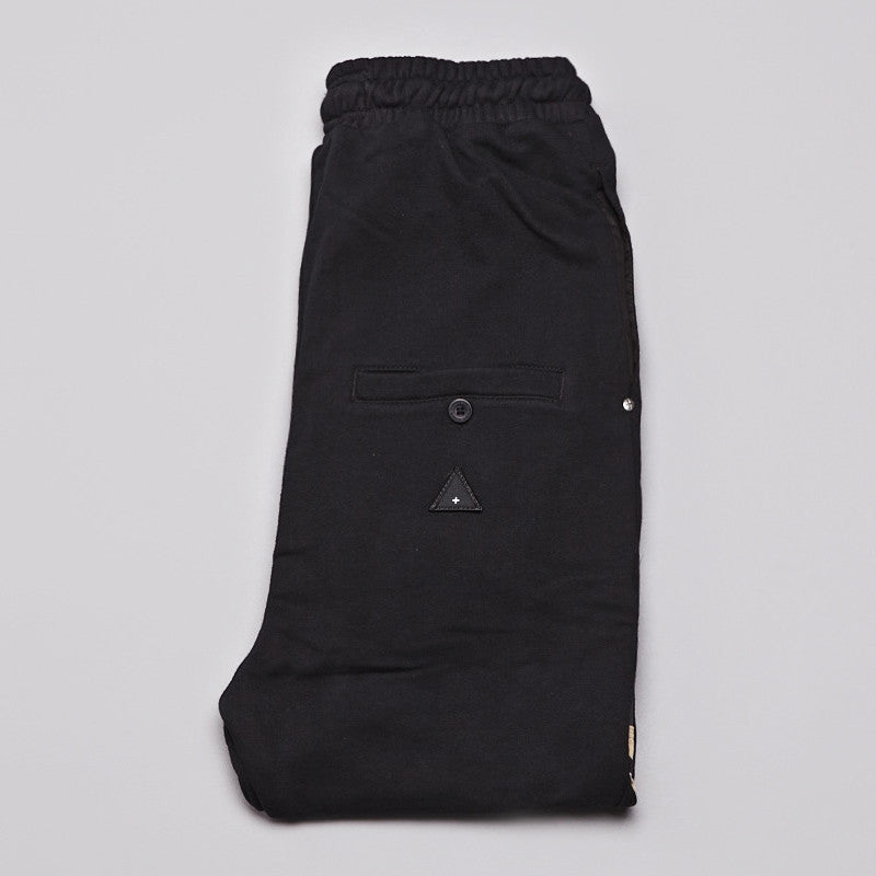 I Love Ugly Panel Zespy Track Pant Black
