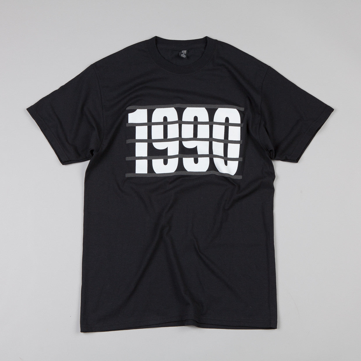 ICNY Behind T Shirt Black
