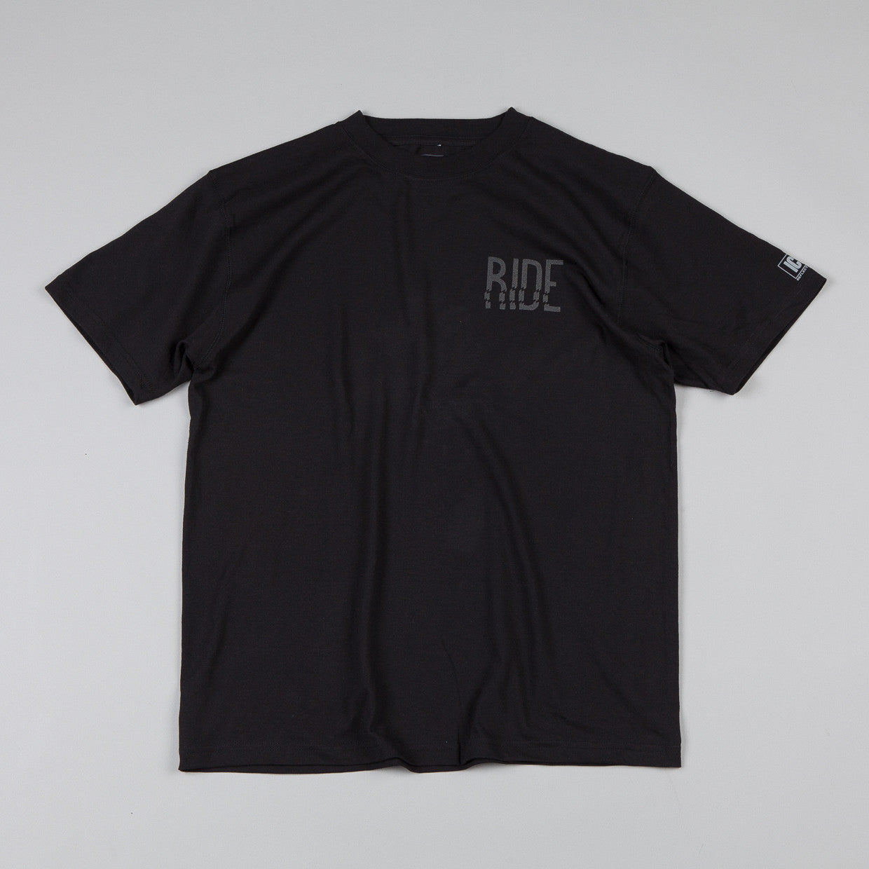 ICNY Ride Dri Balance T Shirt Black