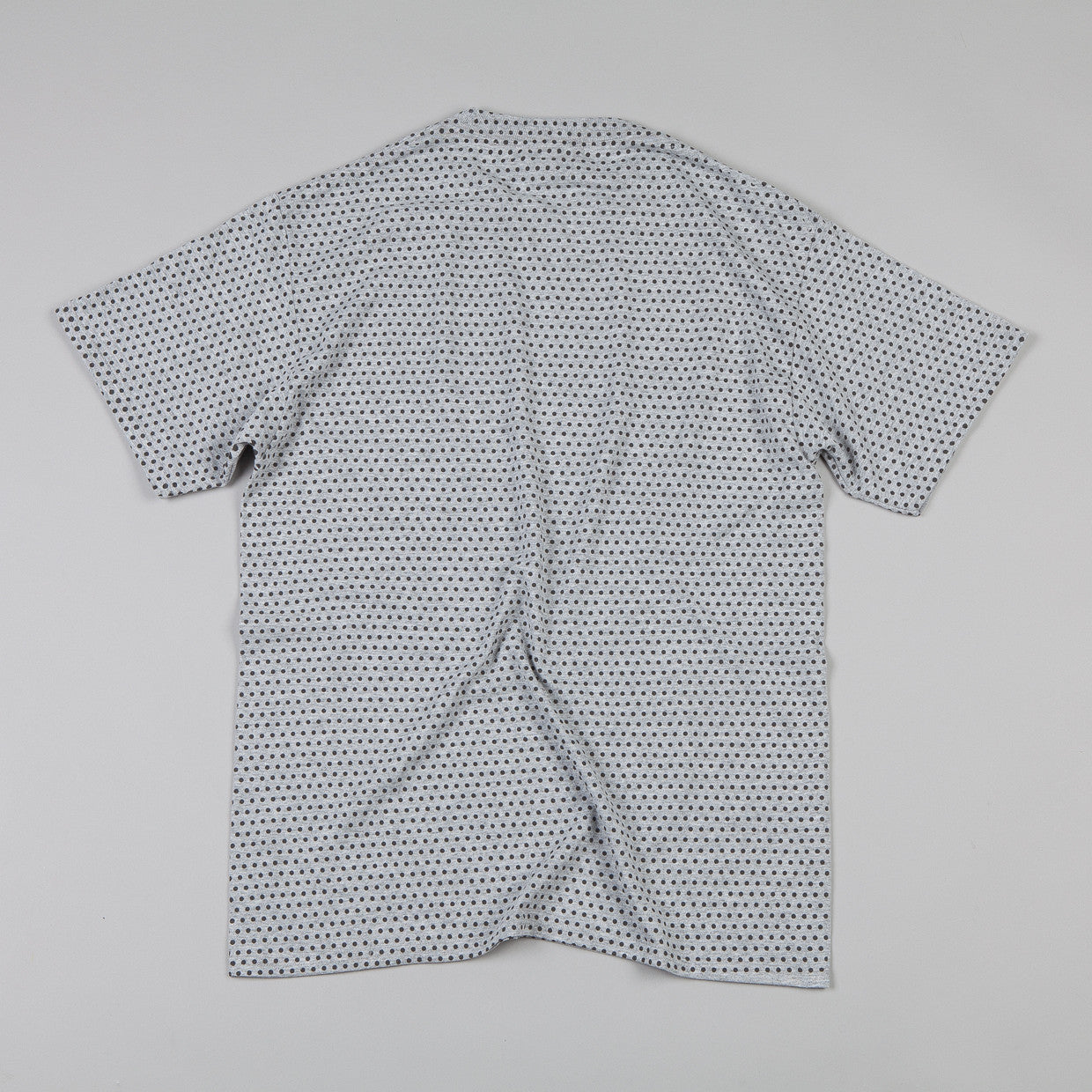 ICNY Visible Dot T Shirt Heather Grey
