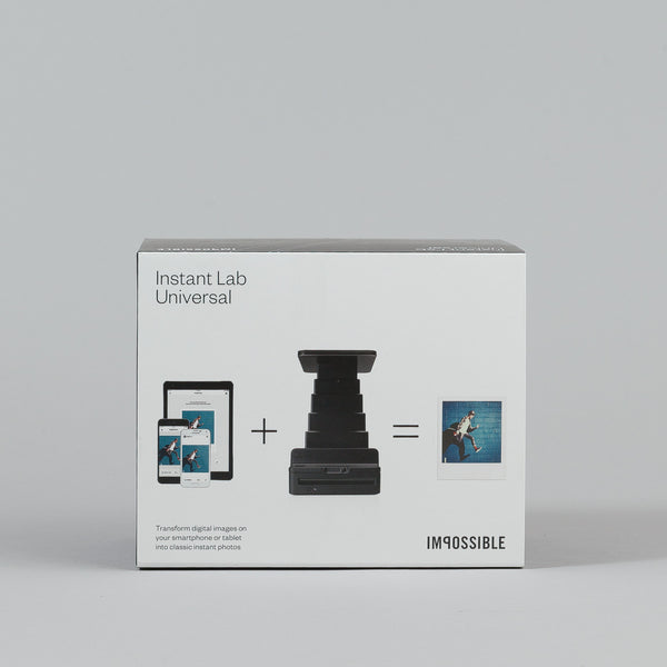 Impossible Instant Lab Universal
